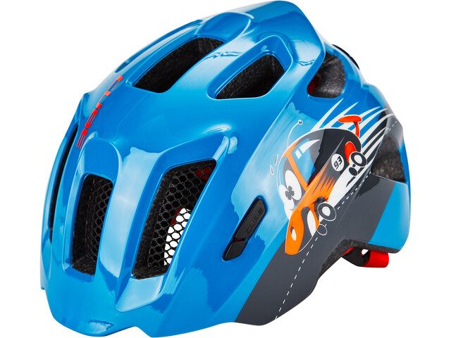 Cube Fink Helmet blue